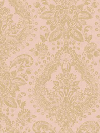 Boråstapeter Boudoir Medallion Wallpaper