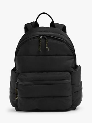 Kin Nyssa Nylon Water Resistant Backpack