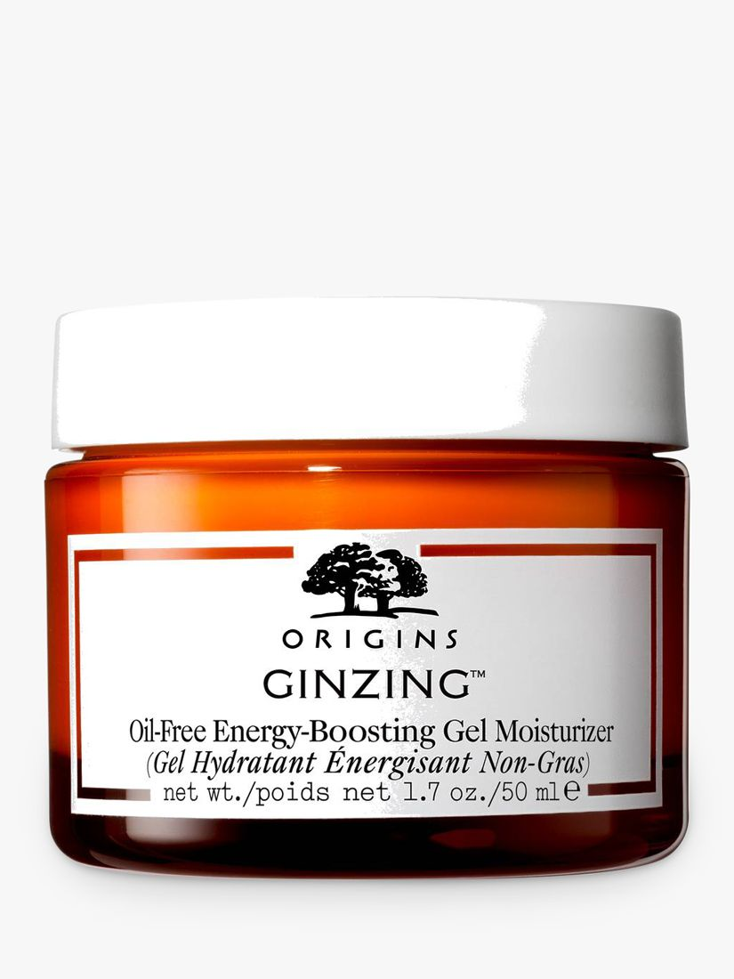 Origins Origins GinZing™ Oil-Free Energy Boosting Gel Moisturiser, 50ml