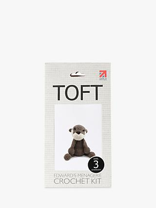 TOFT Natalie The Otter Crochet Kit
