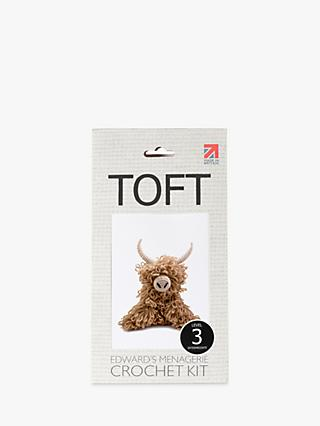 TOFT Morag The Highland Cow Crochet Kit