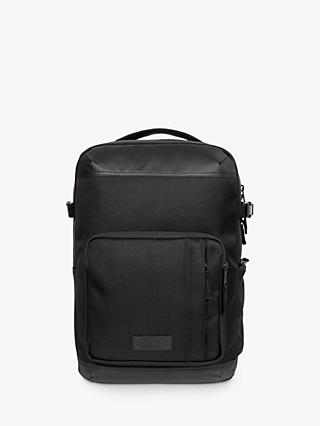 Eastpak Tecum CNNCT Coat Backpack, Black