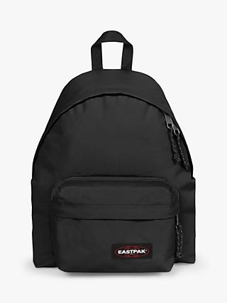 Eastpak Padded Travell'r Backpack, Black
