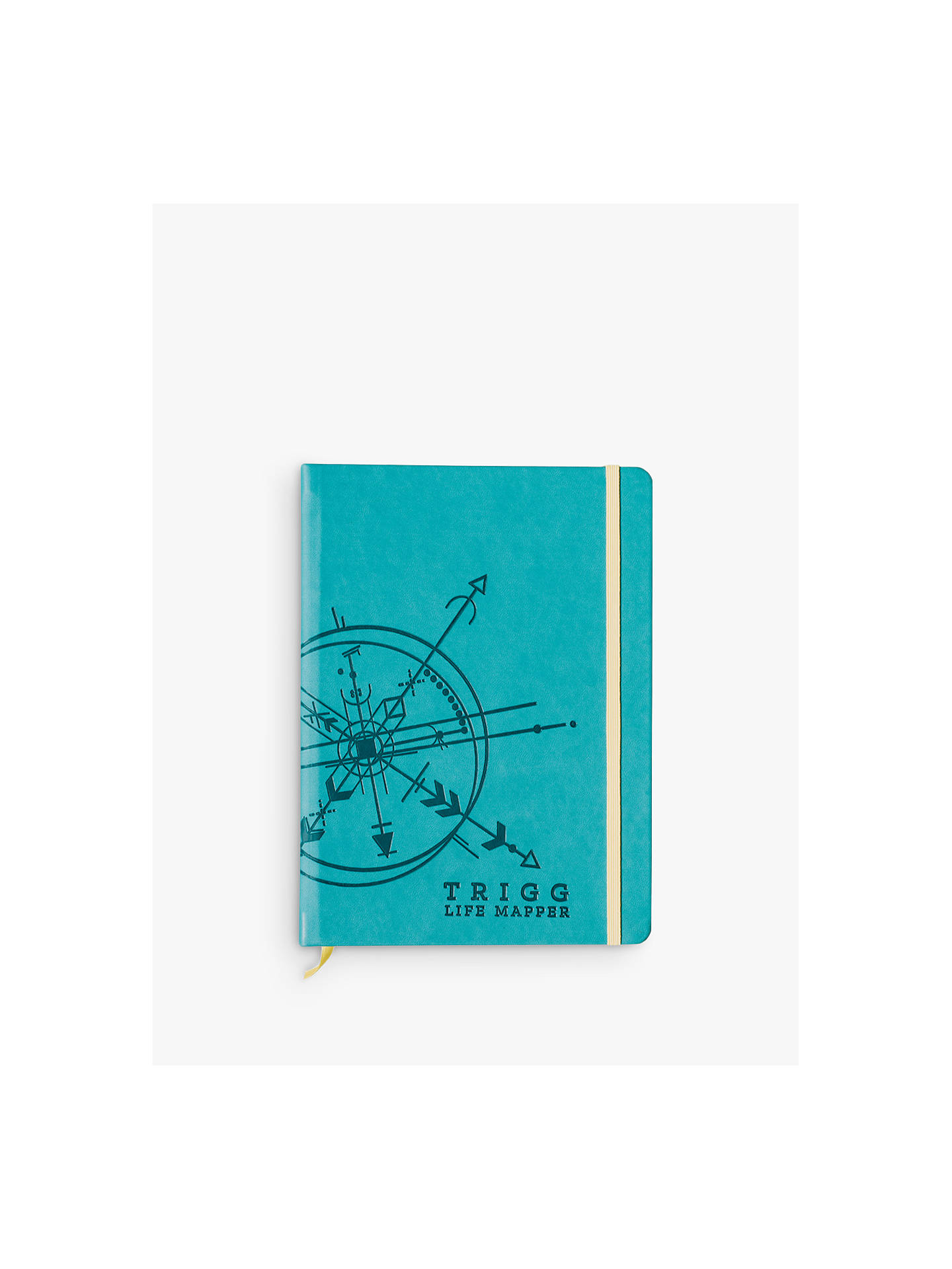 Buy Trigg Hardback Productivity Diary 2020 Online at johnlewis.com