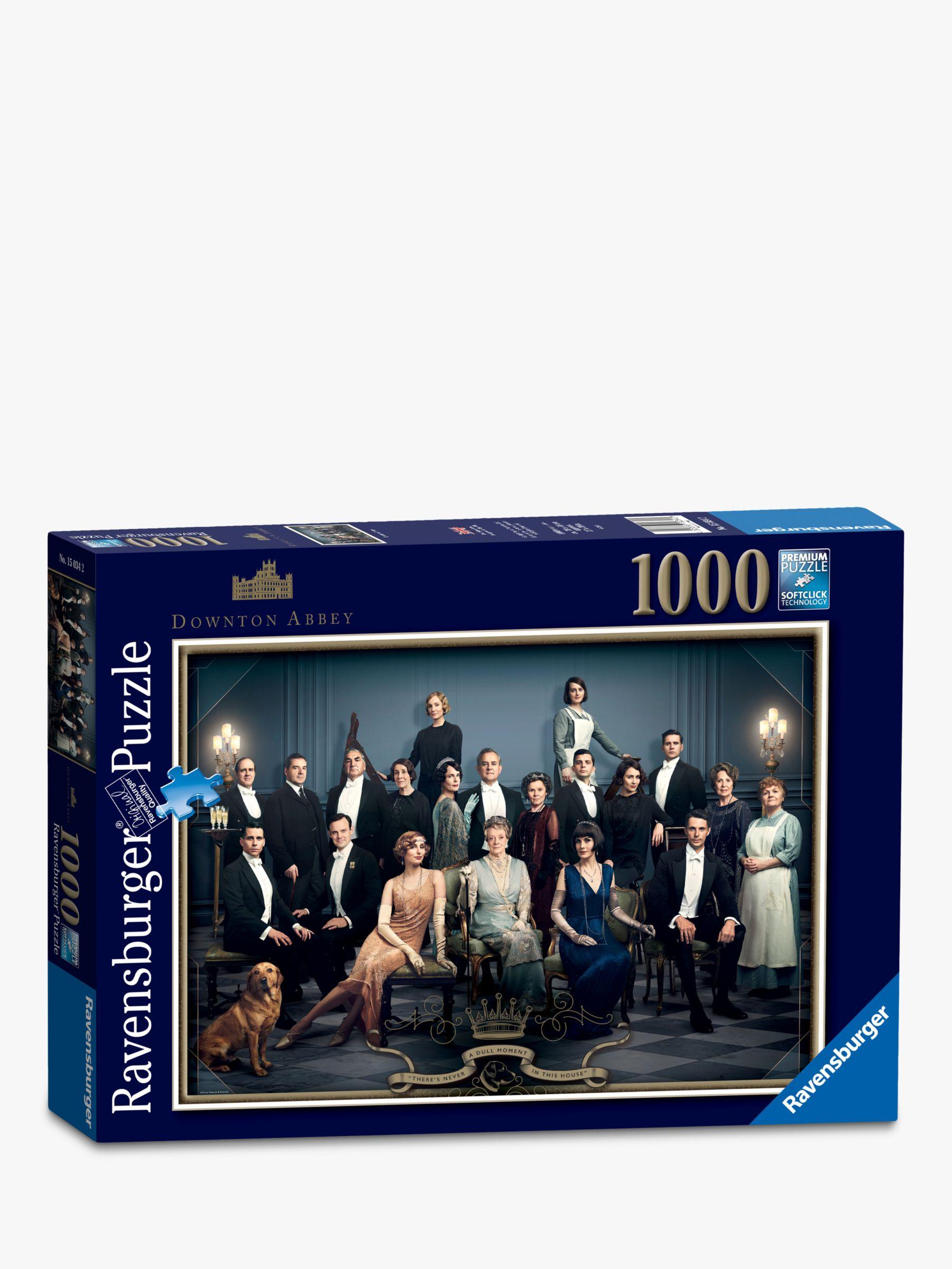 Ravensburger Ravensburger Downton Abbey Jigsaw Puzzle, 1000 Pieces