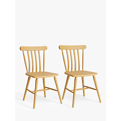 Loaf Chow Dining Chairs, Set of 2