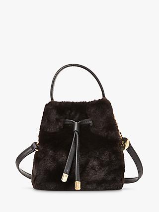 Faux Fur Handbags Bags Purses John Lewis Partners