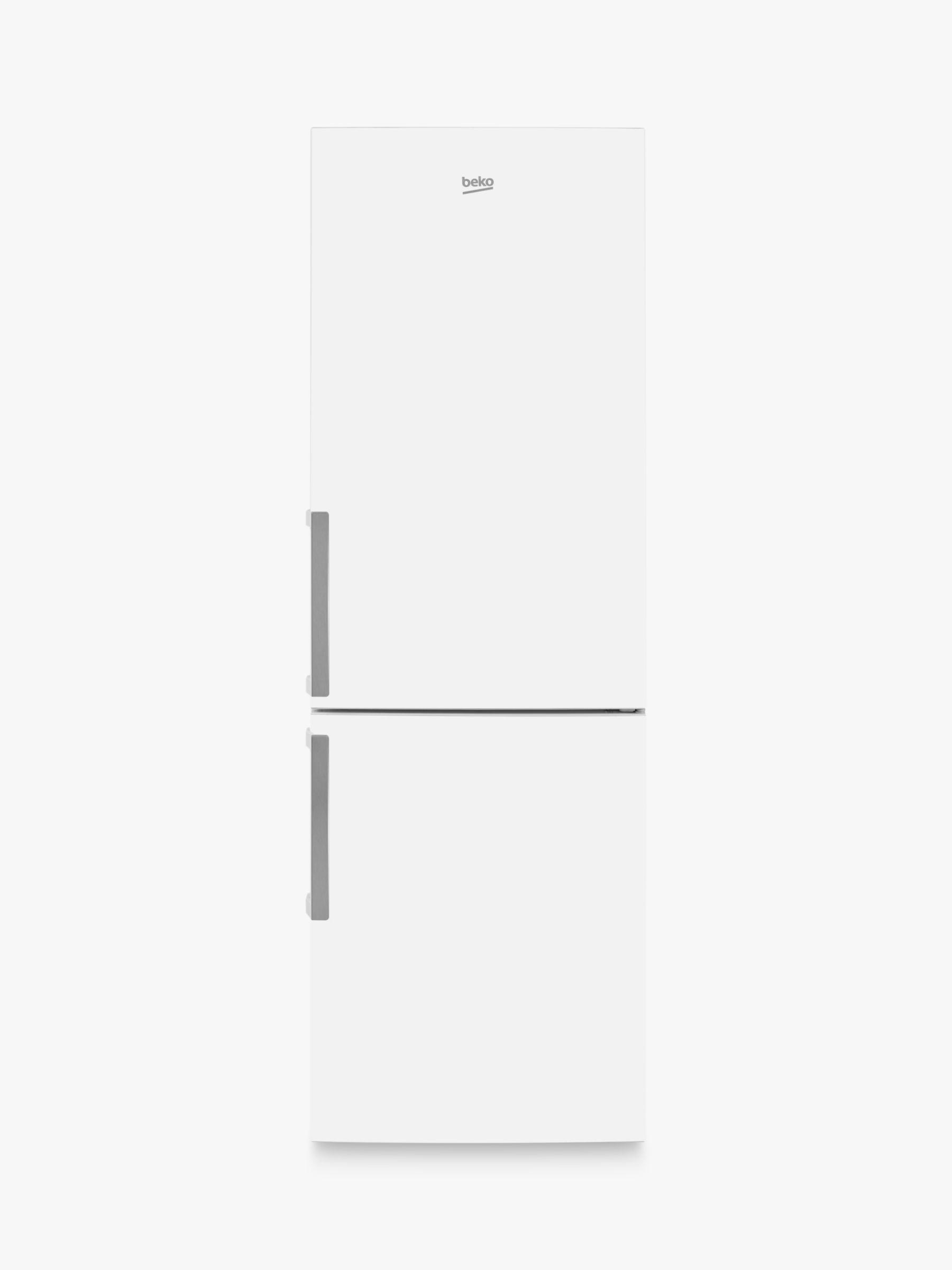 Beko Beko CFP1685W Freestanding Fridge Freezer, A+ Energy Rating, 60cm Wide, White