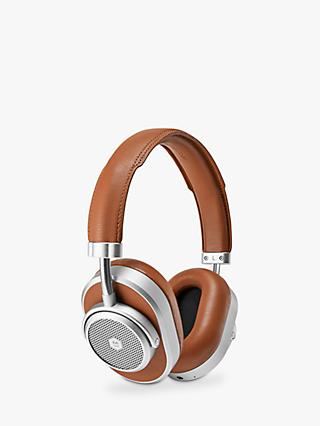 Master & Dynamic MW65 Active Noise Cancelling Wireless Bluetooth Over-Ear Headphones with Mic/Remote