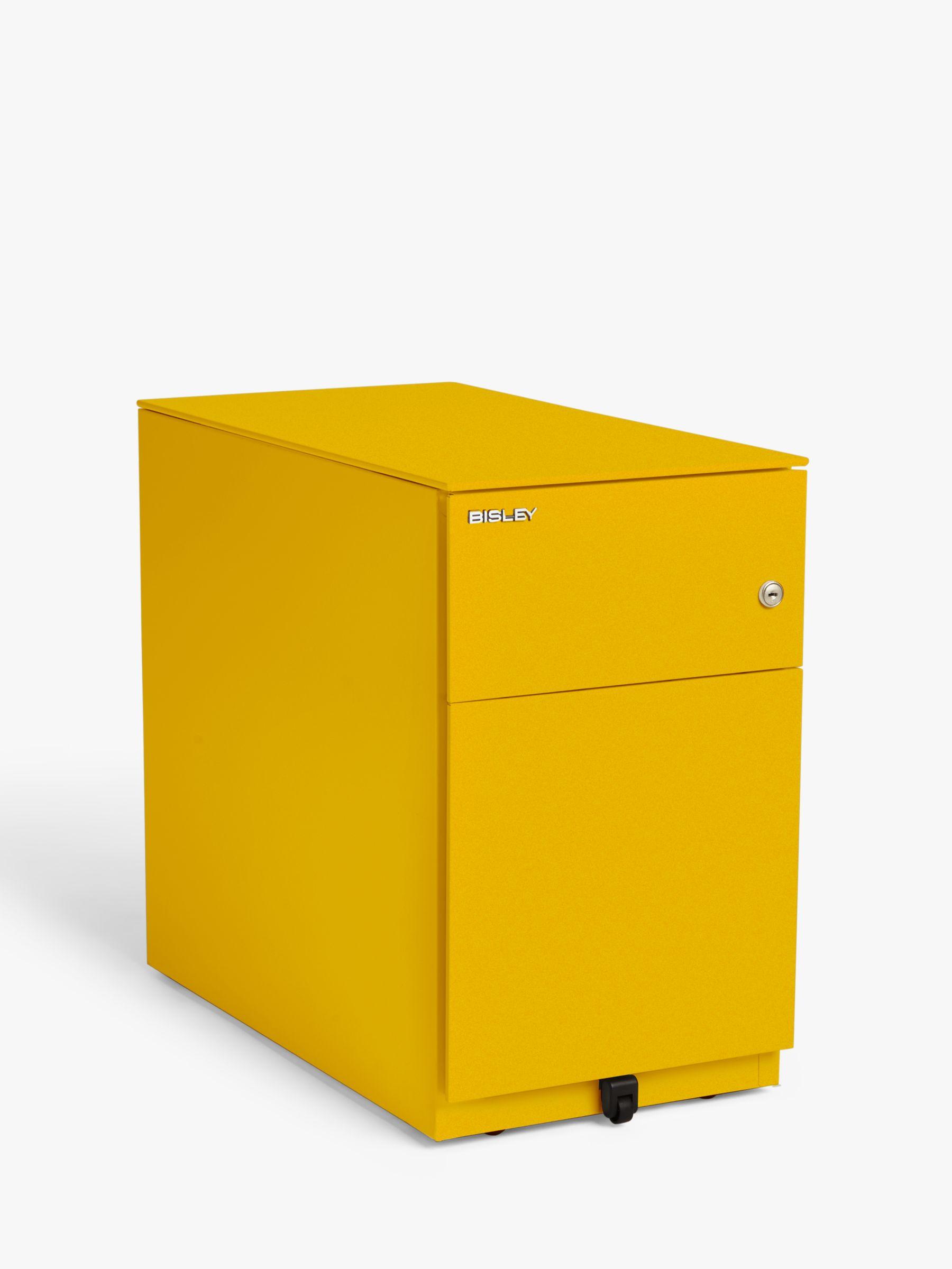 Bisley Bisley Pedestal 2 Drawer Filing Cabinet