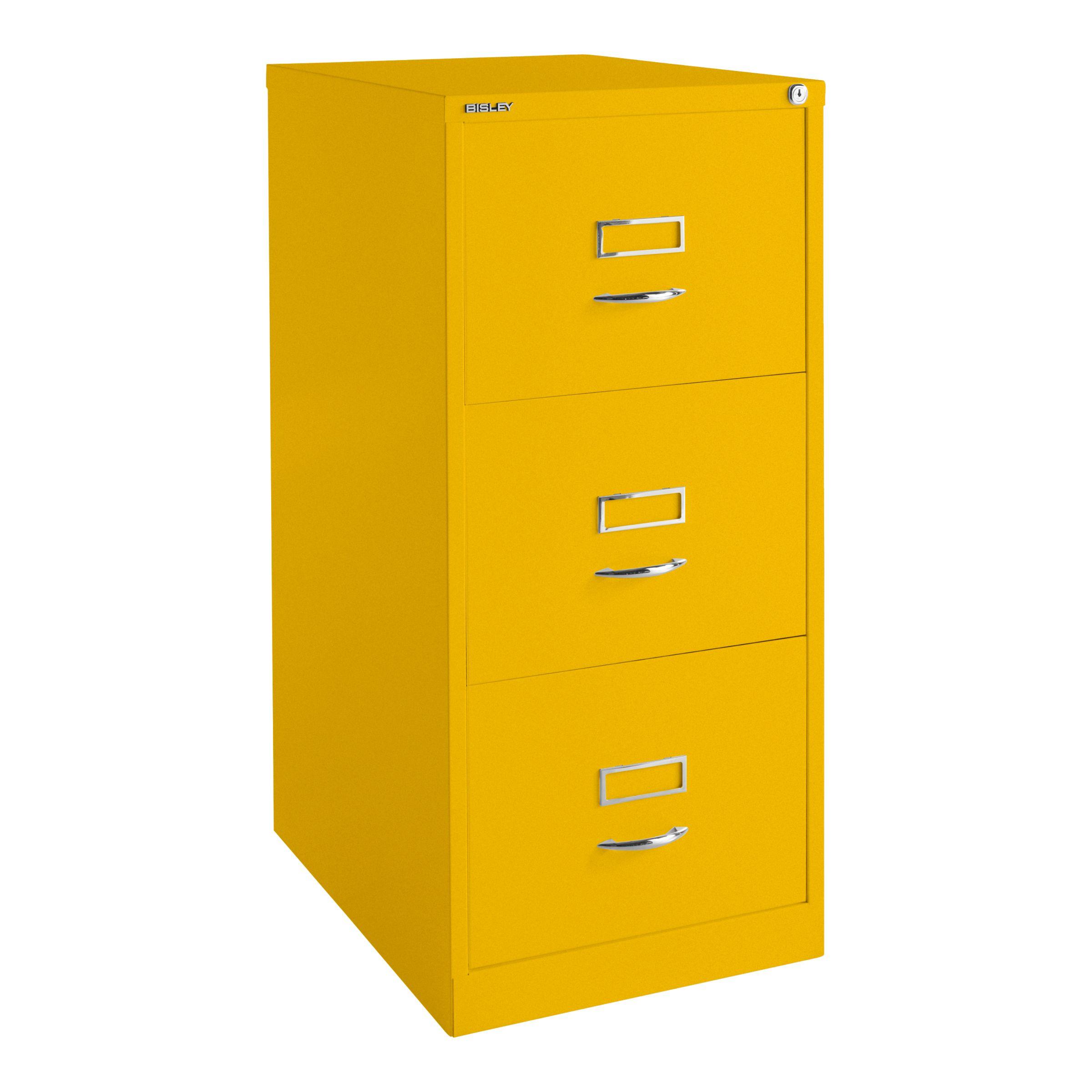 Bisley Bisley 3 Drawer Filing Cabinet