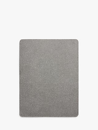 John Lewis & Partners Recycled Leather Tablet Sleeve