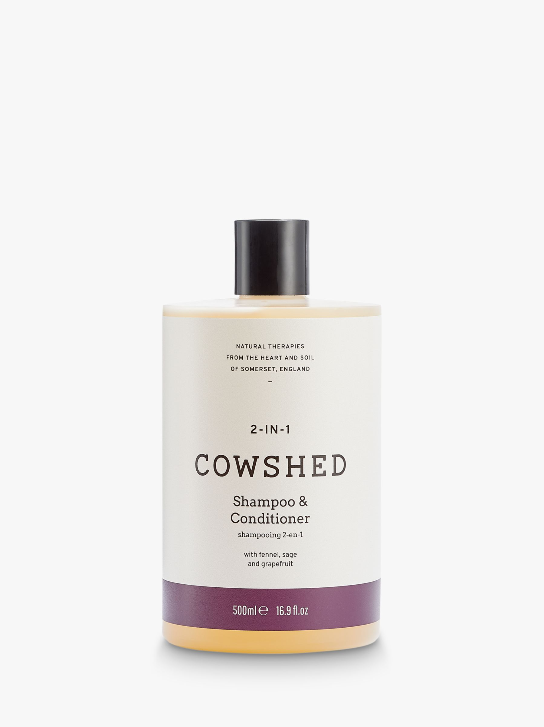 Cowshed Cowshed 2-In-1 Shampoo & Conditioner, 500ml
