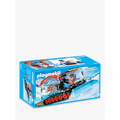 Playmobil Family Fun 9500 Snow Plough