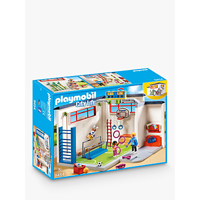 Playmobil City Life 9454 Gym