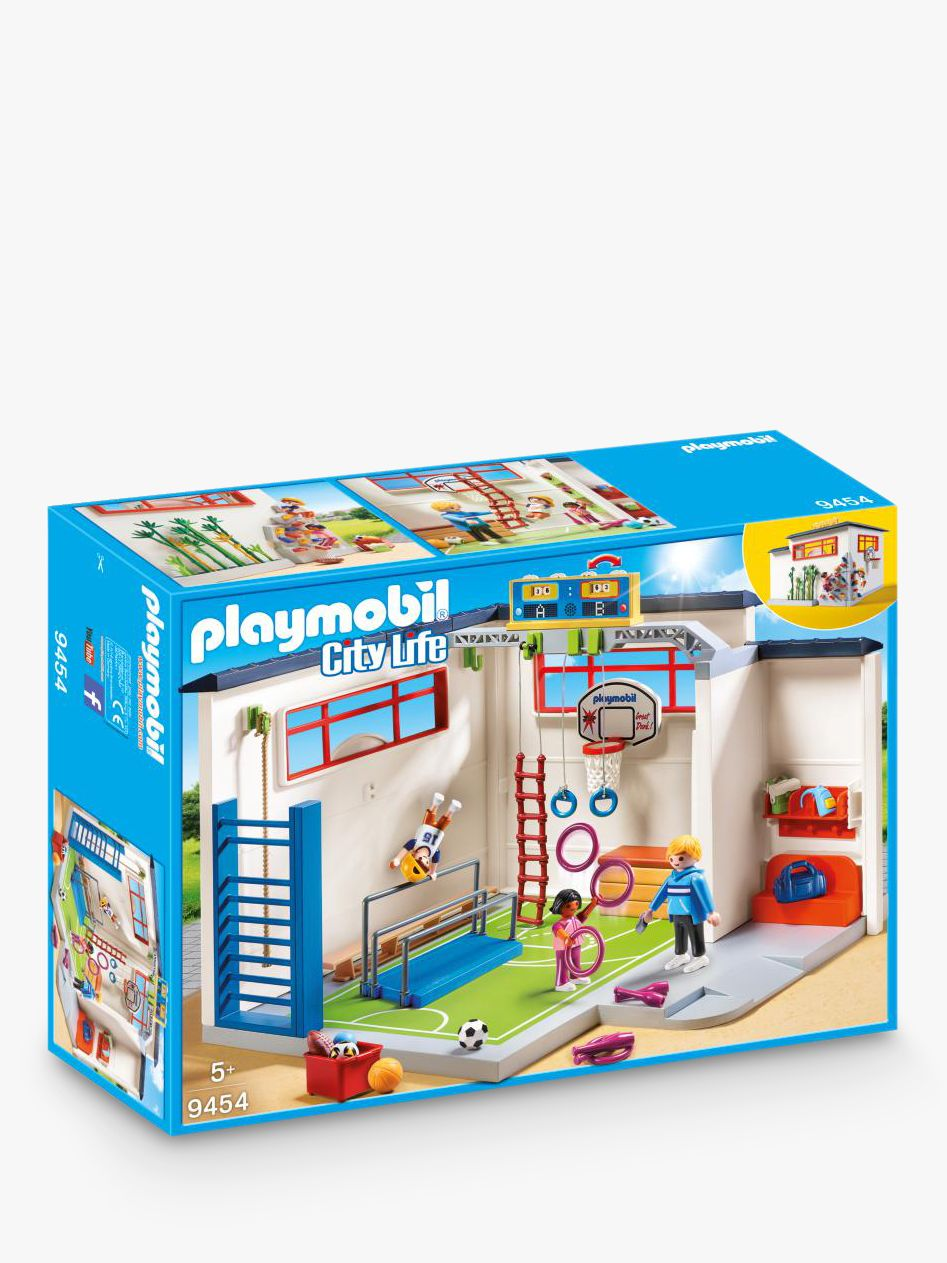 PLAYMOBIL Playmobil City Life 9454 Gym