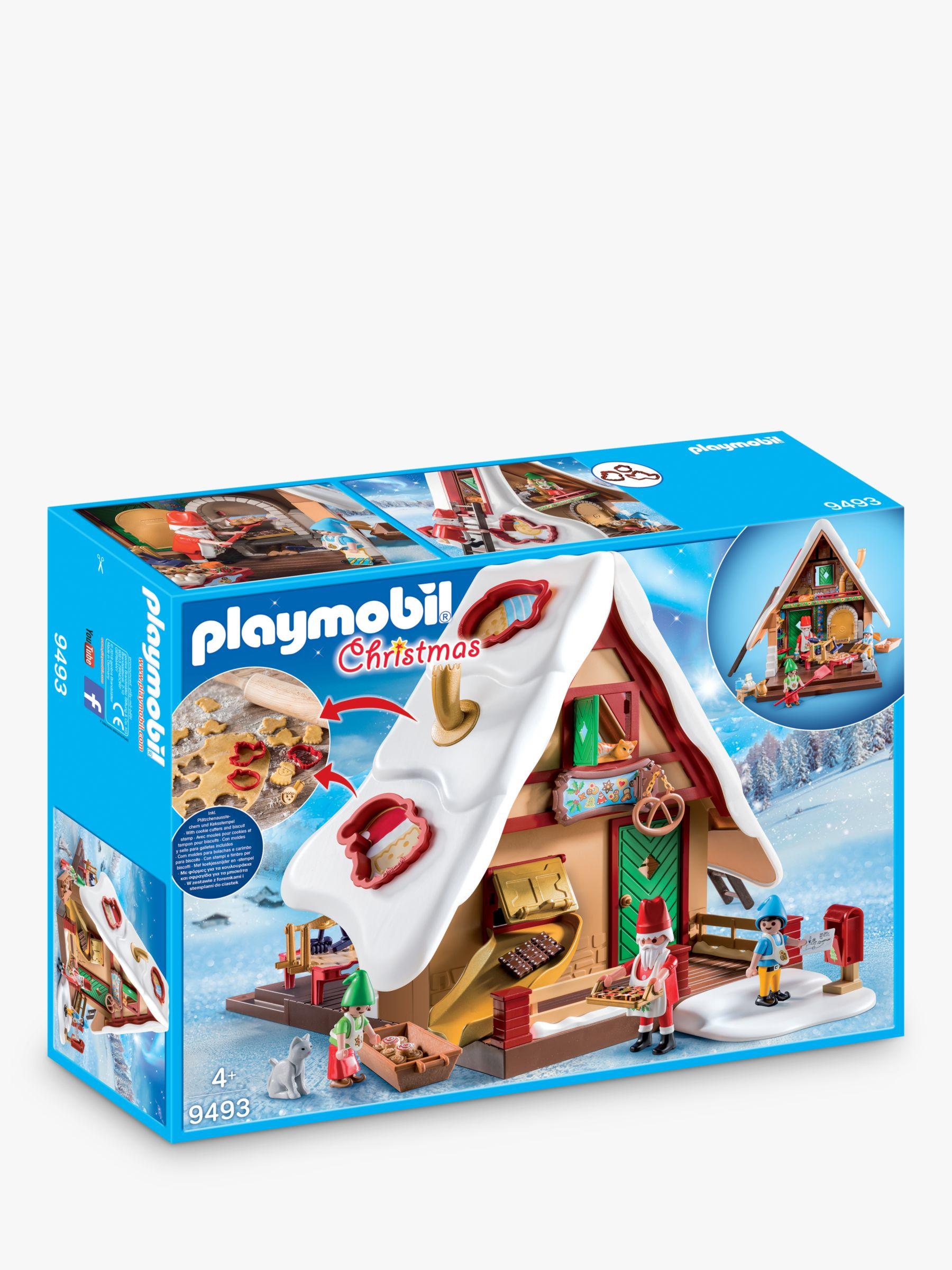 PLAYMOBIL Playmobil Christmas 9493 Bakery