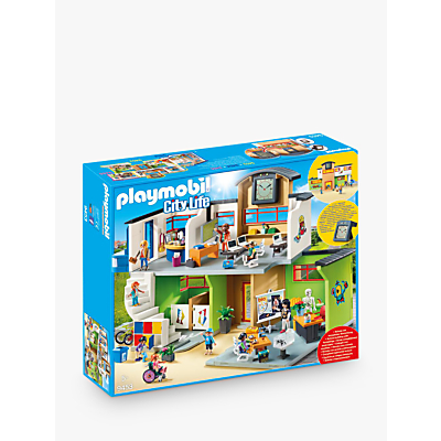 Playmobil City Life 9453 School Building