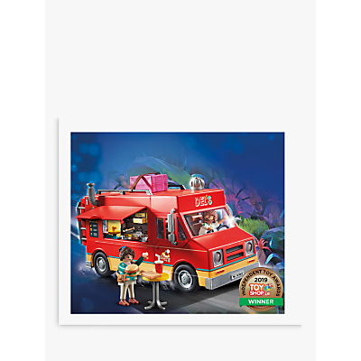 Playmobil The Movie 70075 Dels Food Truck