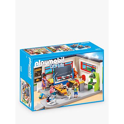Playmobil City Life 9455 History Class