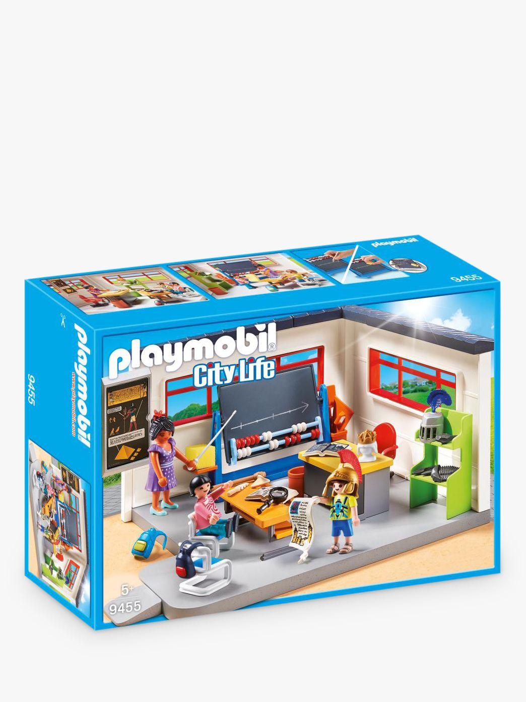 PLAYMOBIL Playmobil City Life 9455 History Class