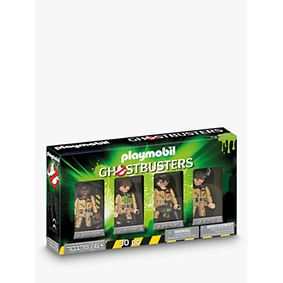 Playmobil Ghostbusters 71075 Figure Set