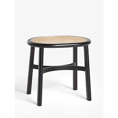 John Lewis & Partners Rattan Dressing Table Stool
