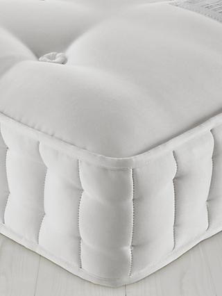 John Lewis & Partners Natural Collection Fleece Wool 8400, King Size, Medium Tension Pocket Spring Mattress
