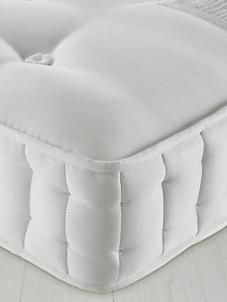 John Lewis & Partners Natural Collection Swaledale Wool 11400, King Size, Medium Tension Pocket Spring Mattress