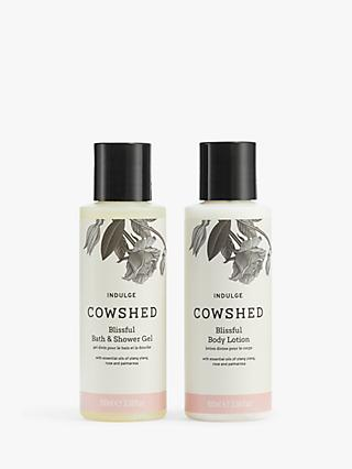 Cowshed Indulge Blissful Treats Set