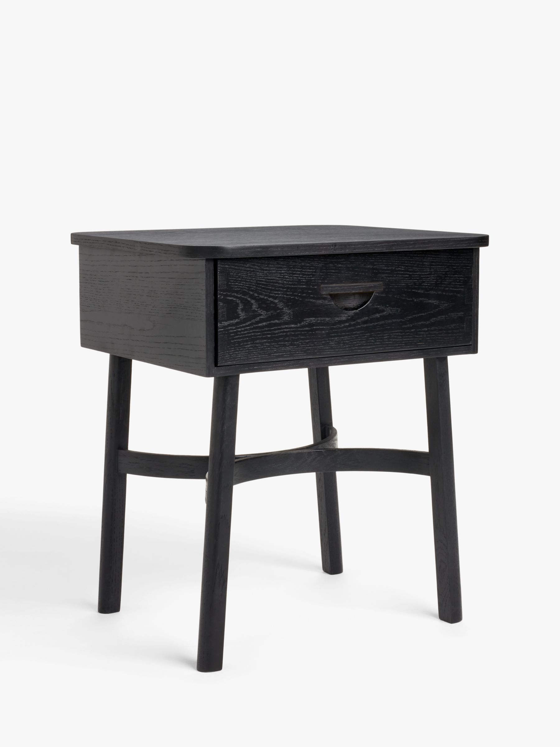 John Lewis Partners Rattan Bedside Table At John Lewis Partners