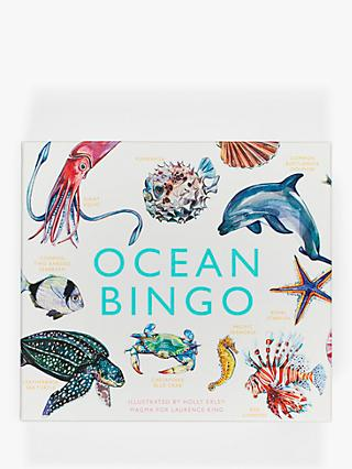 Laurence King Publishing Ocean Bingo