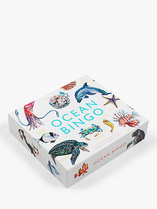 Buy Laurence King Publishing Ocean Bingo Online at johnlewis.com