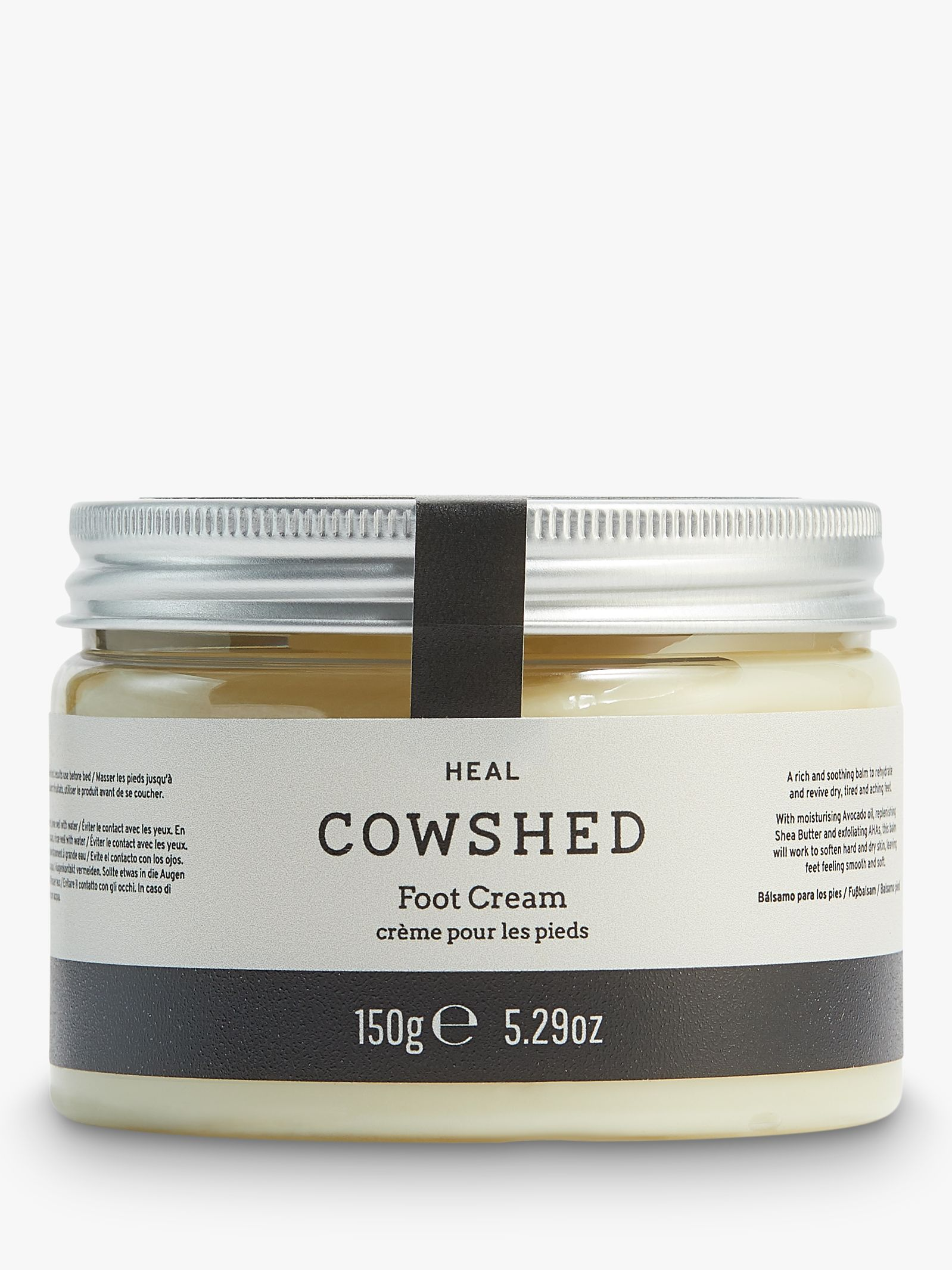 Cowshed Cowshed Heal Foot Cream, 150g