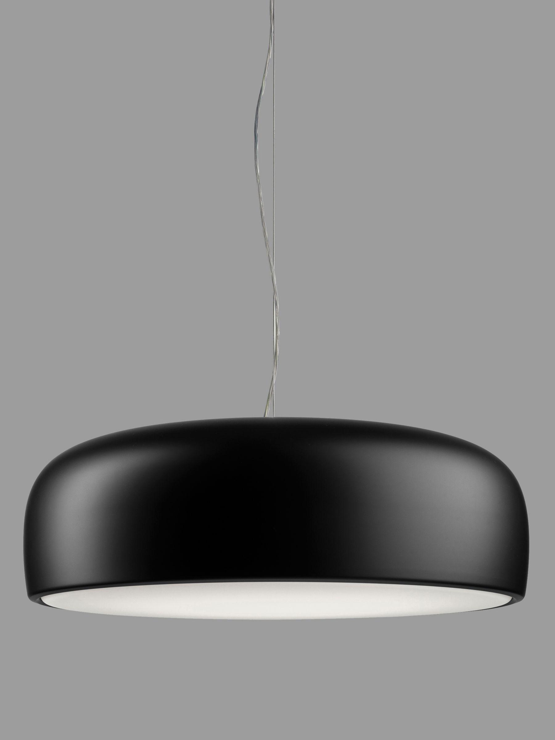 Flos Flos Smithfield Suspension Ceiling Light, Glossy Black