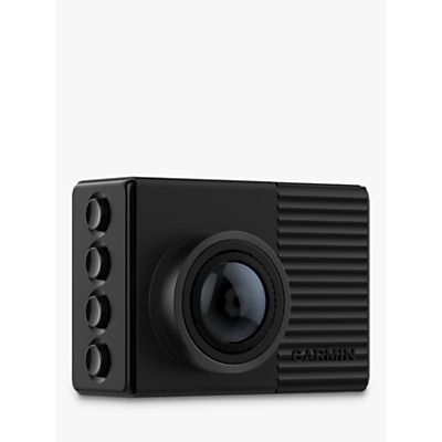 Image of Garmin Dash Cam 66W, 1440p HDR with 180 Degree View, GPS & Voice Control