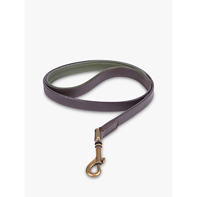 Image of Barbour Leather Dog Lead
