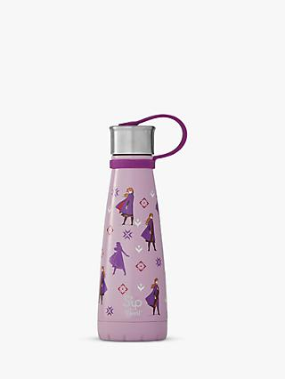 S'ip by S'well Disney Frozen Anna Vacuum Insulated Drinks Bottle, 295ml, Purple