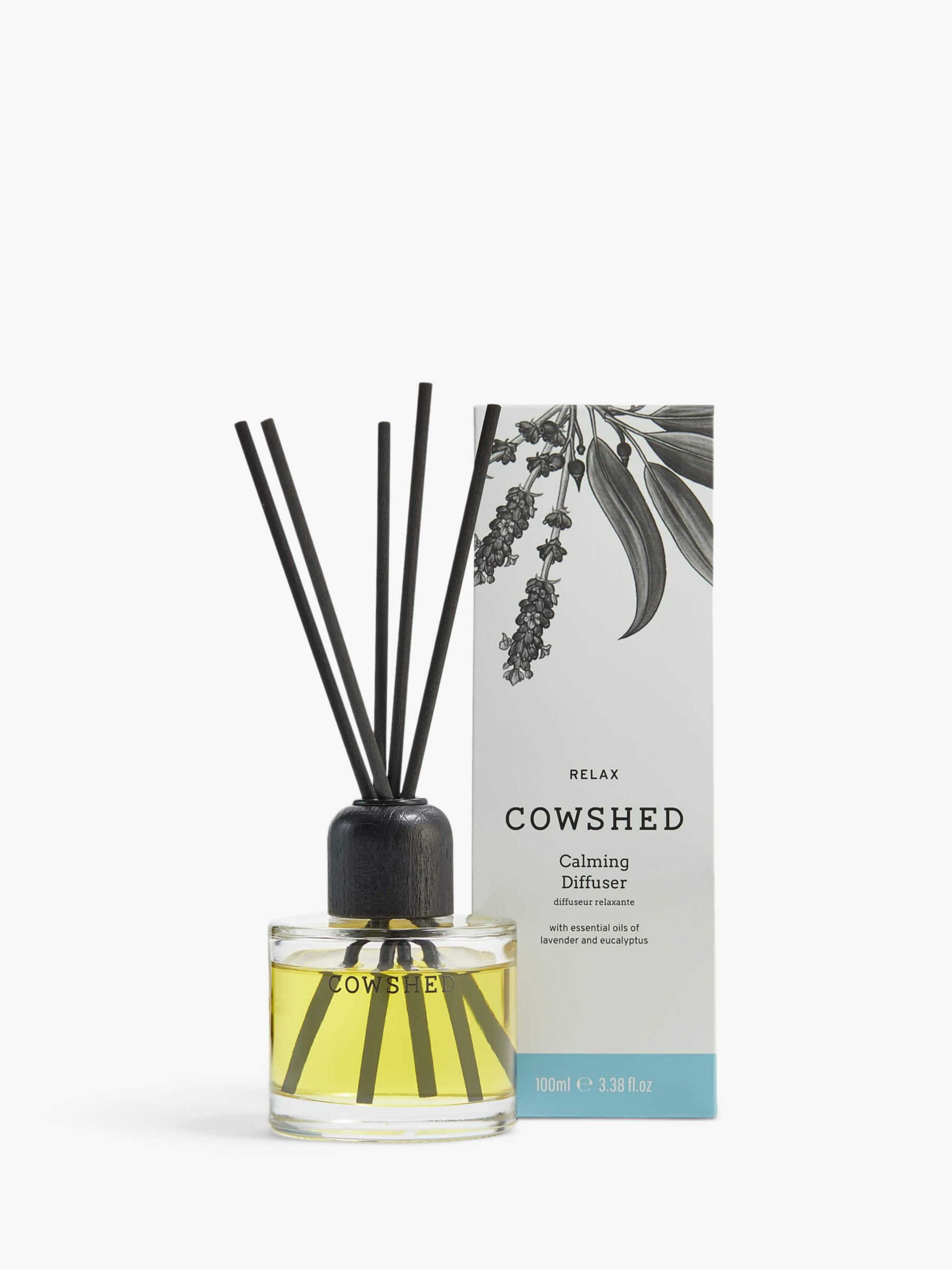 Cowshed Cowshed Relax Calming Diffuser, 100ml