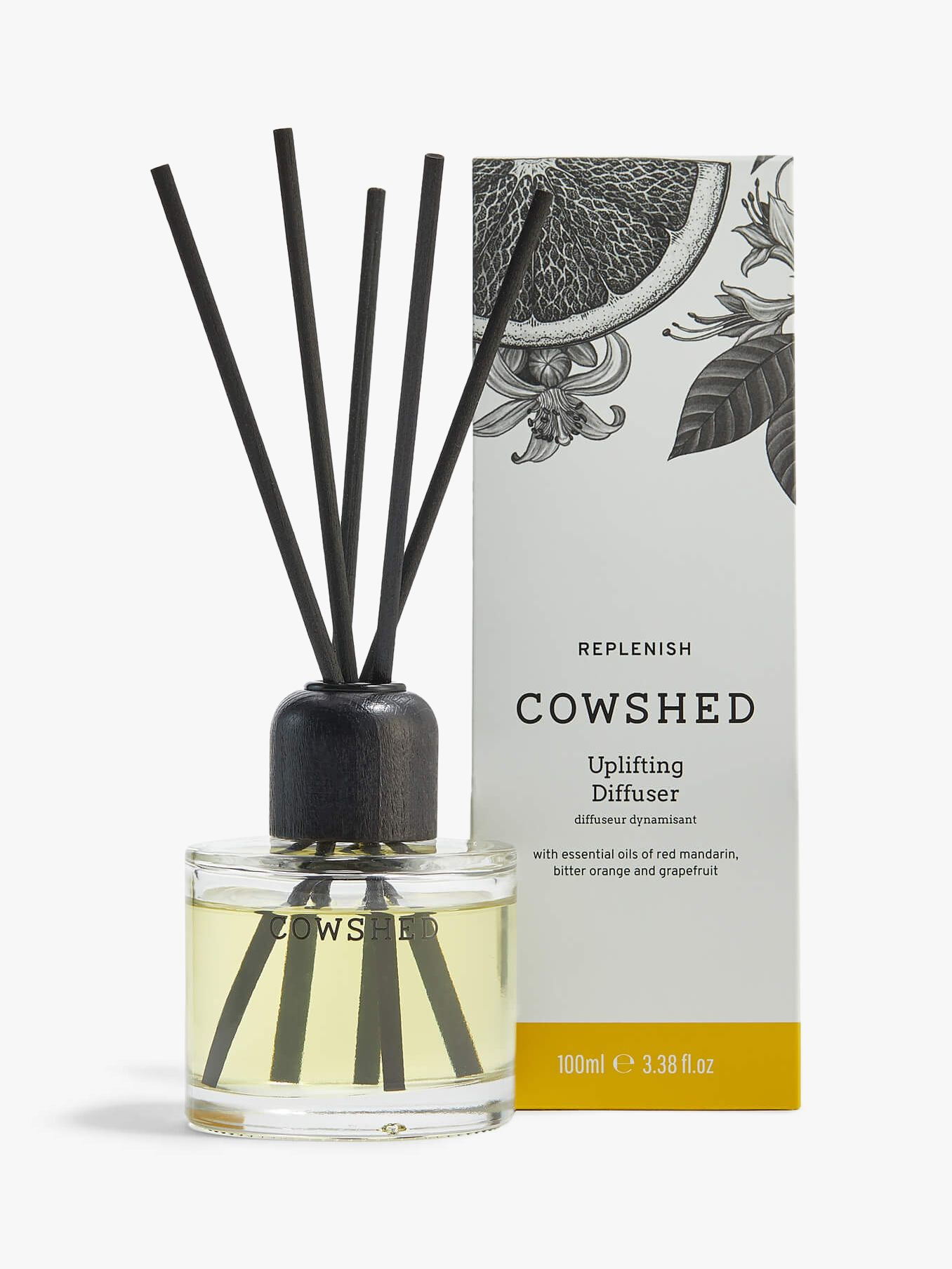 Cowshed Cowshed Replenish Uplifting Diffuser, 100ml