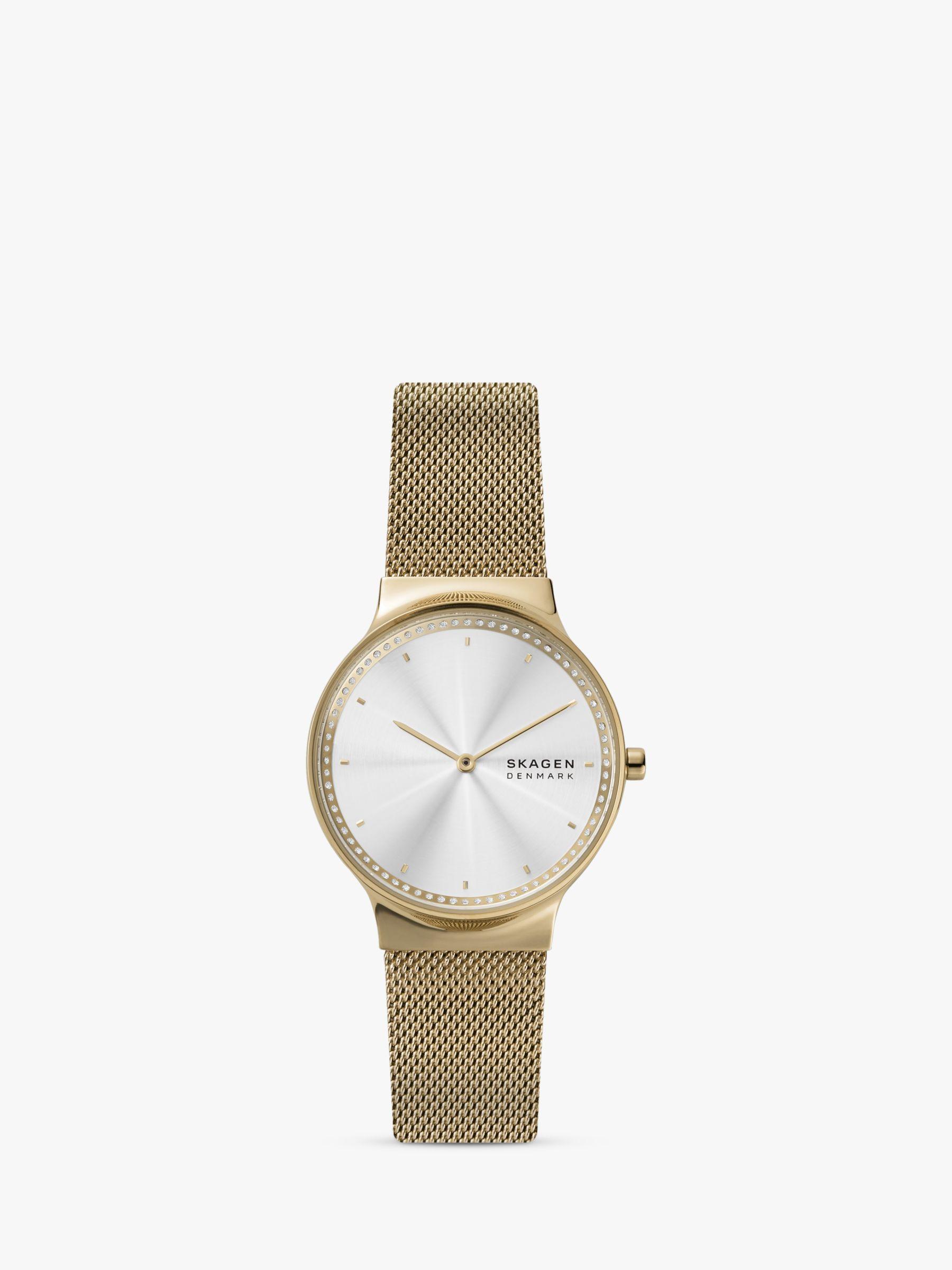 skagen Skagen SKW6544 Men's Aaren Kulor Silicone Strap Watch, Black
