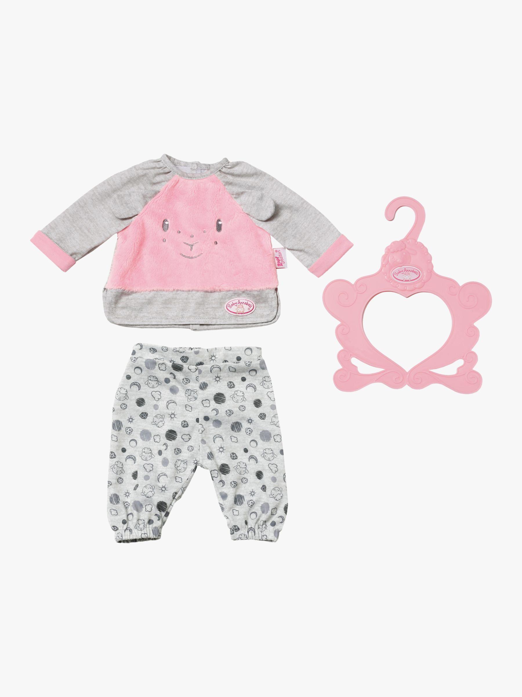 Zapf Zapf Baby Annabell Dreams Pyjama Set