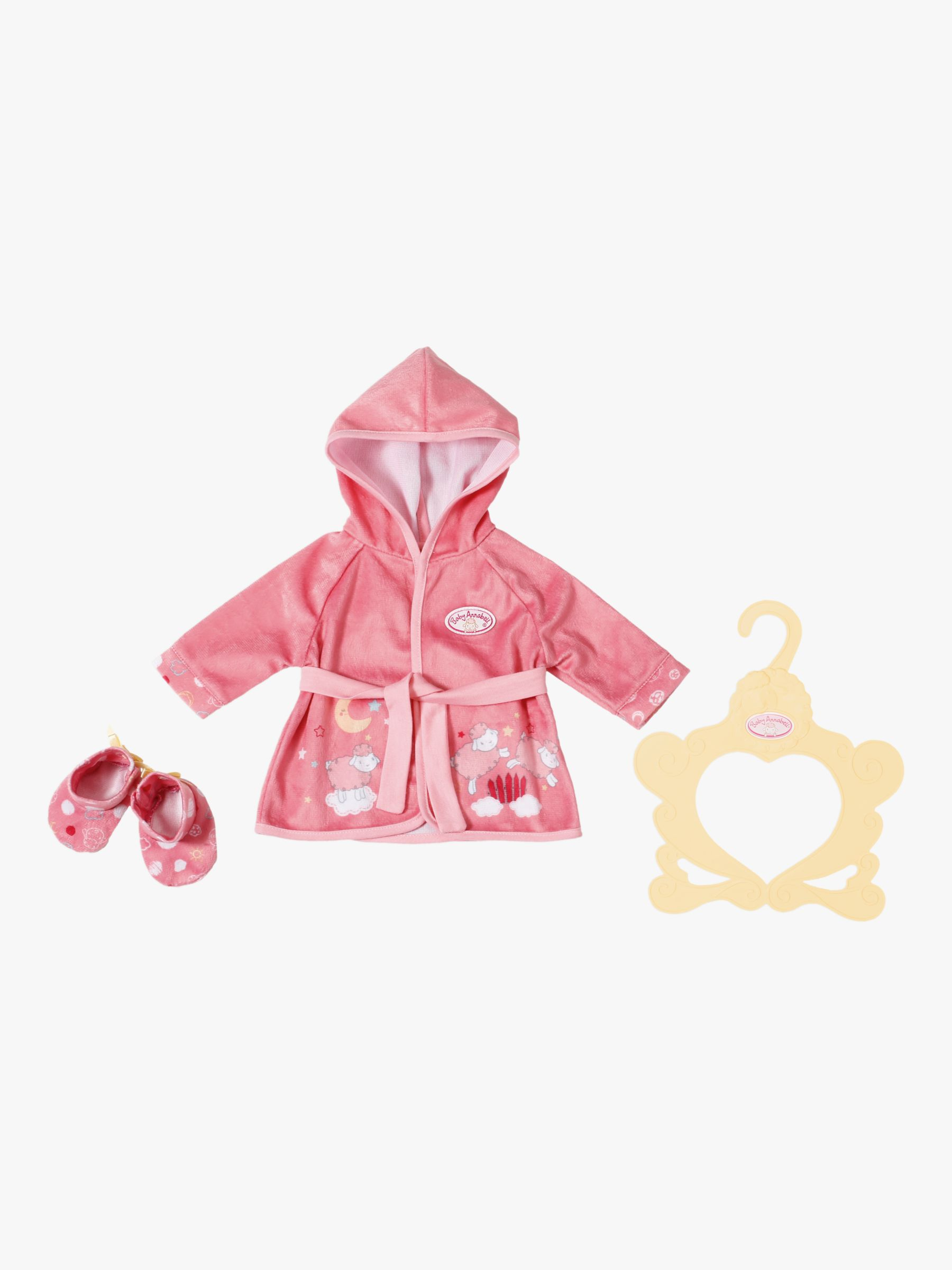 Zapf Zapf Baby Annabell Dreams Robe Set
