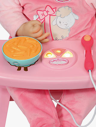 Baby Annabell Lunch Time Table Set