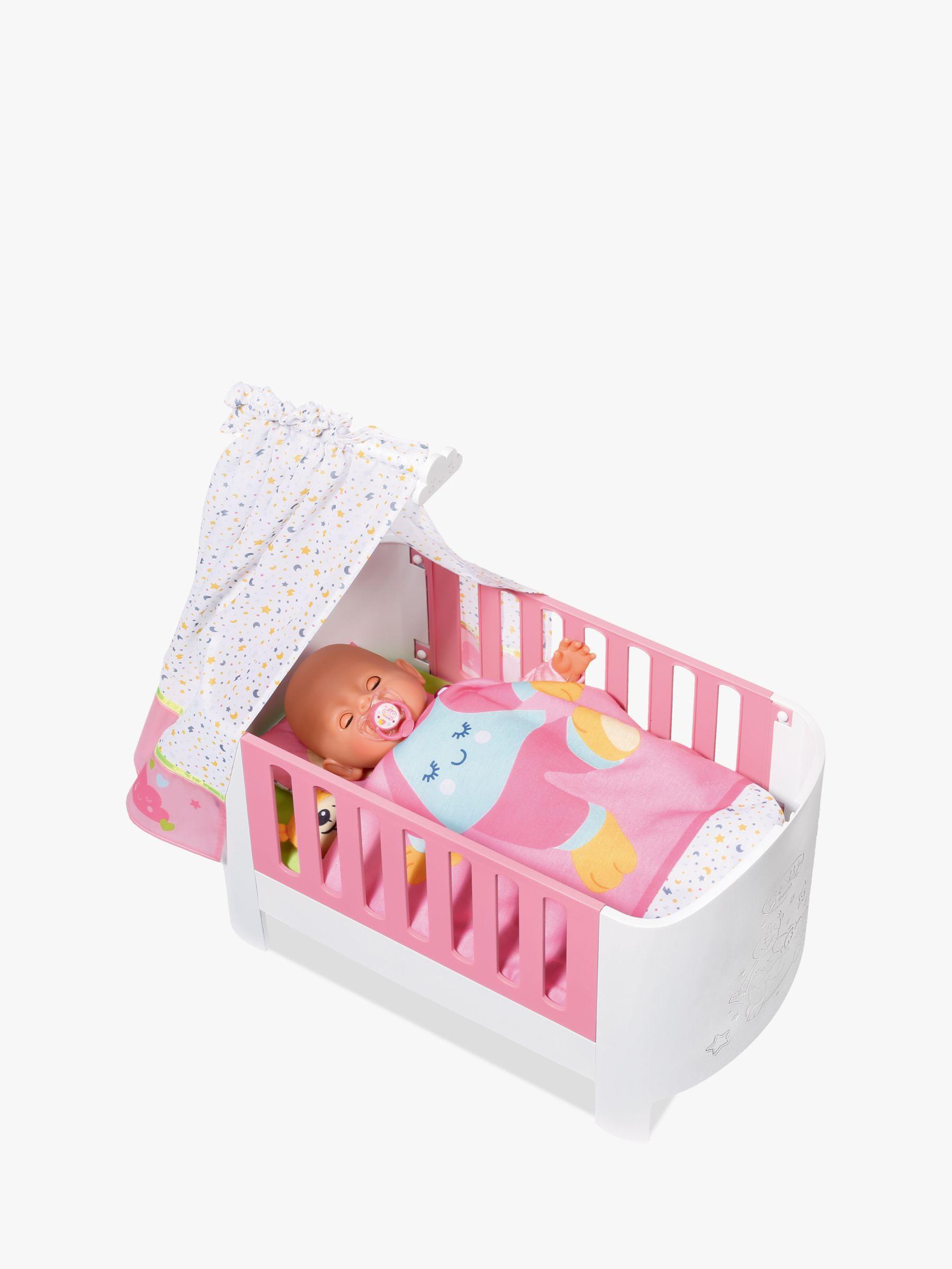 Zapf Zapf Baby Born Magic Bed Heaven Set
