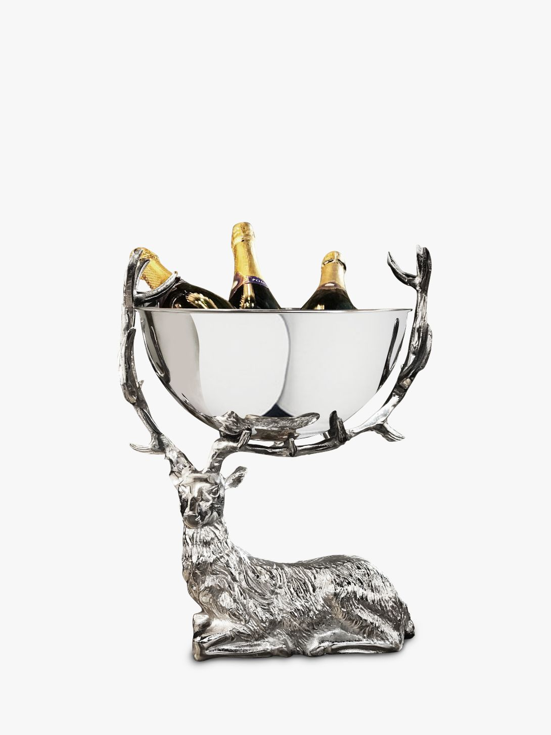 Culinary Concepts Culinary Concepts Resting Stag Punch Bowl