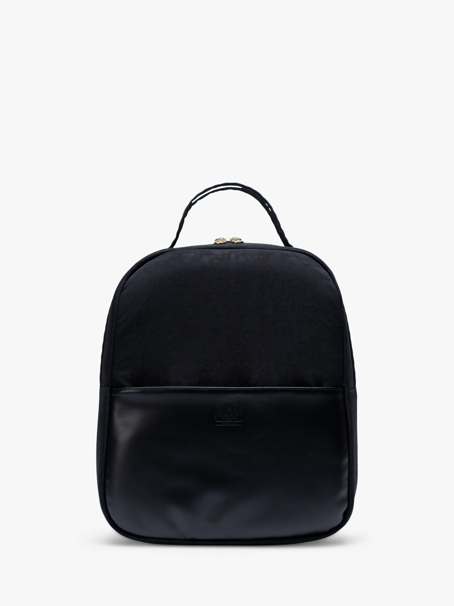 Herschel Supply Co. Herschel Supply Co. Orion Leather Capsule Backpack, Black