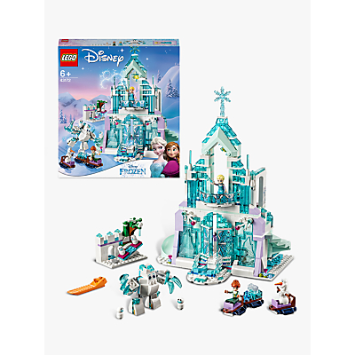 LEGO Disney Princess 43172 Elsa's Ice Palace
