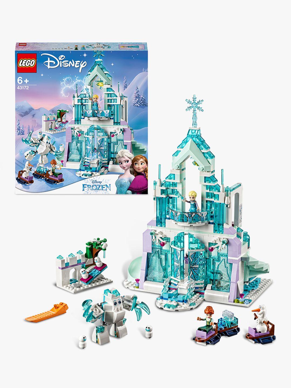 Lego LEGO Disney Princess 43172 Elsa's Ice Palace