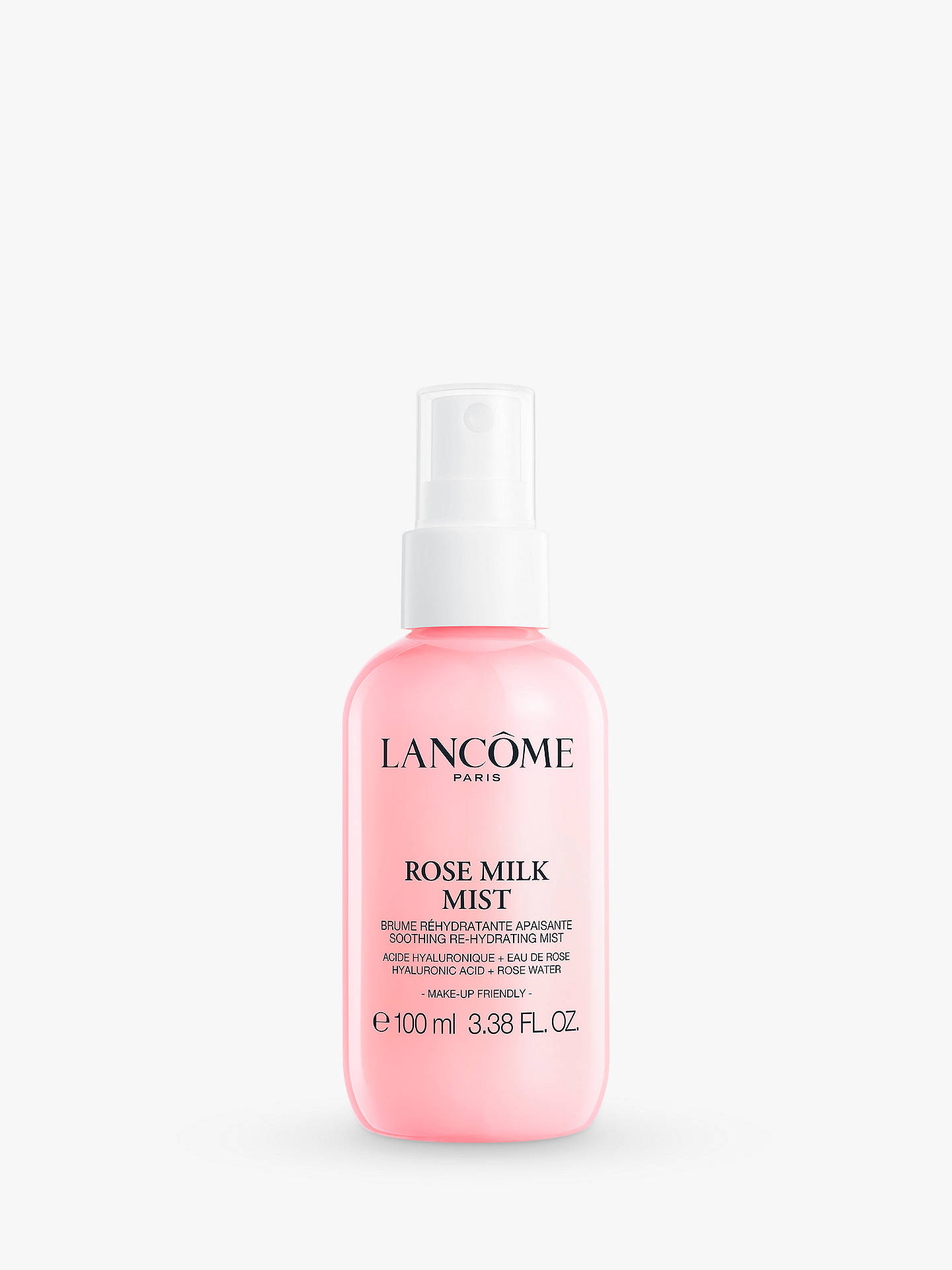 Buy Lancôme Rose Milk Mist Spray, 100ml Online at johnlewis.com
